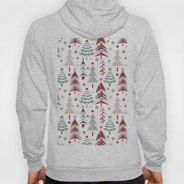 Fairy Christmas forest. Hoody