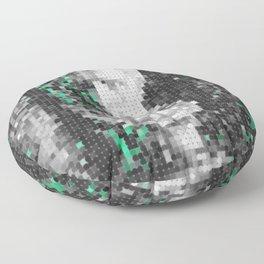 Fern Bust Floor Pillow