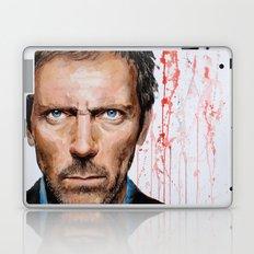 Hugh Laurie, House Laptop & iPad Skin