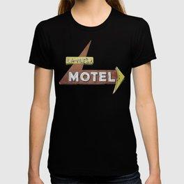 La-Mesa Motel T-shirt