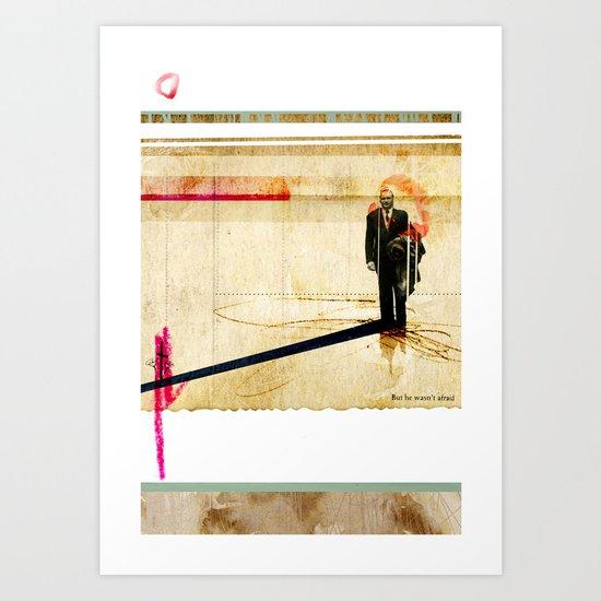 OUTSIDER// Art Print
