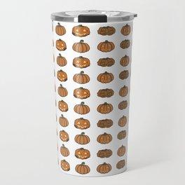 Slap Jack-O-Lantern Travel Mug