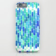 Water Mosaic Slim Case iPhone 6s