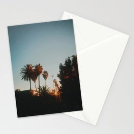 Fuller Avenue, Los Angeles, CA  Stationery Cards