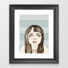 Macarena Gómez Framed Art Print