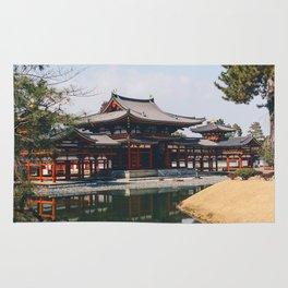 Temple in Uji Rug