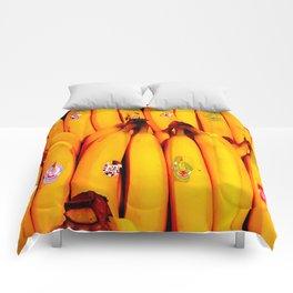 The Art of the Bananas Comforters
