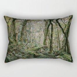 Dartmoor Woods Rectangular Pillow