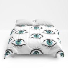 Graphic Desing Comforters