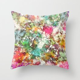 The groovy Throw Pillow