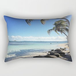 Tides and Tomorrows Rectangular Pillow
