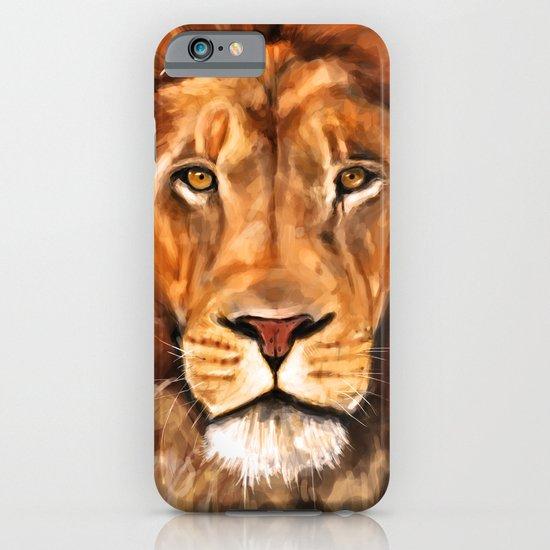Iron Lion iPhone & iPod Case