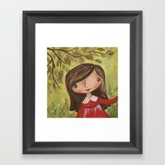 Tabitha Framed Art Print