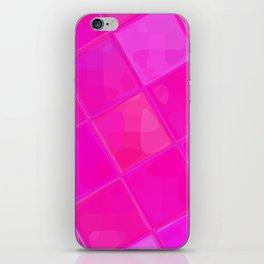 Re-Created Mirrored SQ XCII by Robert S. Lee iPhone Skin