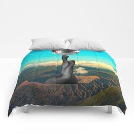 getting hot Comforters