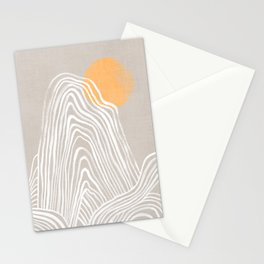 Echo mountain Stationery Cards