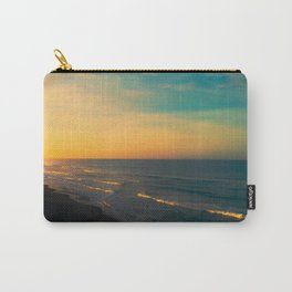 Morning Waves Carry-All Pouch