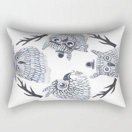 Al's Many Moods Rectangular Pillow