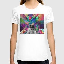 Tripping Space Man T-shirt