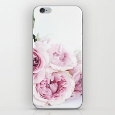 Pink Rose Bouquet iPhone & iPod Skin