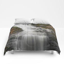 Raymondskill Falls Comforters
