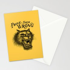 PROVE THEM WRONG Stationery Cards