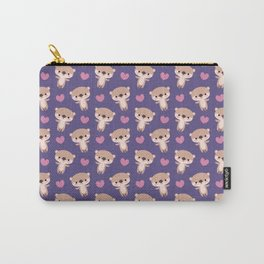 Kawaii otters Carry-All Pouch