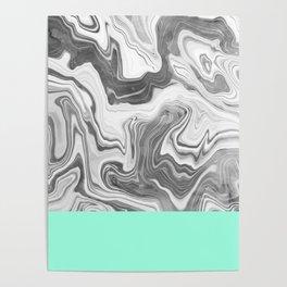 Liquid Sea Poster