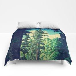 Under the cover of Yanakaden Comforters