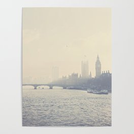 the city of London ... Poster