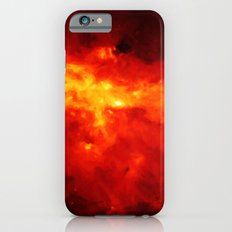 The Painted Space Lava Slim Case iPhone 6s