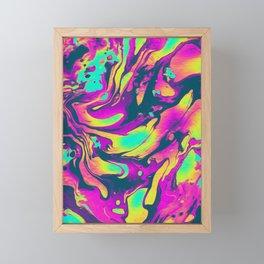 ULTRAVIOLENCE Framed Mini Art Print