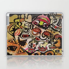spanish cats Laptop & iPad Skin