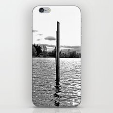 Scenic solitude iPhone & iPod Skin