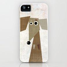 Odd Dachshund  Slim Case iPhone (5, 5s)