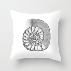 gyre Throw Pillow
