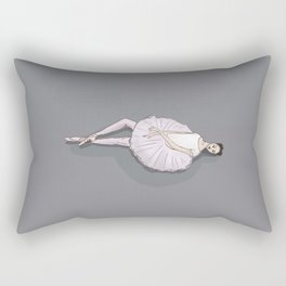 Tulle Baby Rectangular Pillow