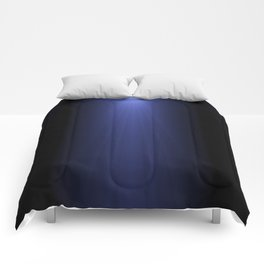 Abstract Composition 443 Comforters
