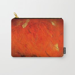 Vintage Orange Cases Carry-All Pouch