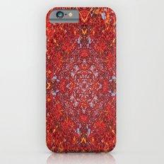 Internal Kaleidoscopic Daze-2 iPhone 6s Slim Case
