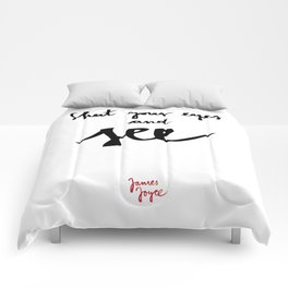 See-white Comforters