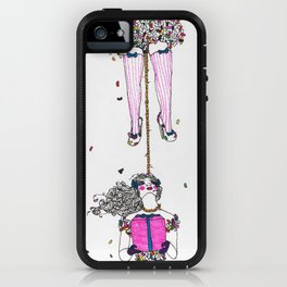 Miss Sprinkles iPhone Case
