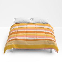 sedona, desert stripes Comforters