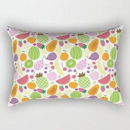 Juicy fruits Rectangular Pillow