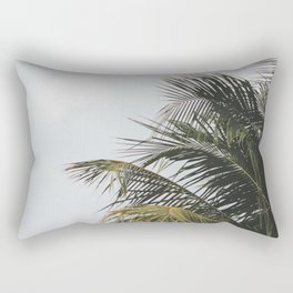 palm treee Rectangular Pillow