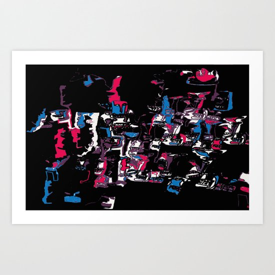 stabila Art Print