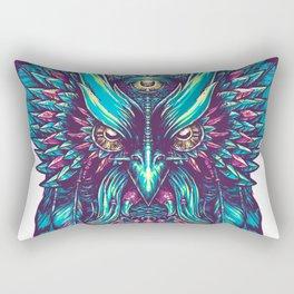 Tribu Owl 1 Rectangular Pillow