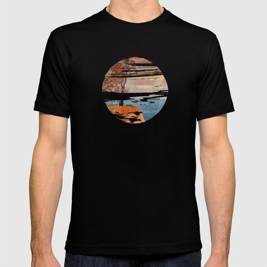 Autumn by the sea T-shirt