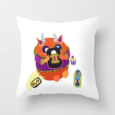 Fred Tifenn Throw Pillow