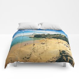 Playful Shores Comforters